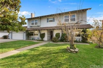 886 W 19th Street, Upland, CA 91784 - MLS#: CV18276031