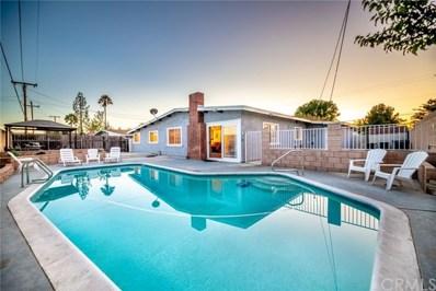 560 E Algrove Street, Covina, CA 91723 - MLS#: CV18276792