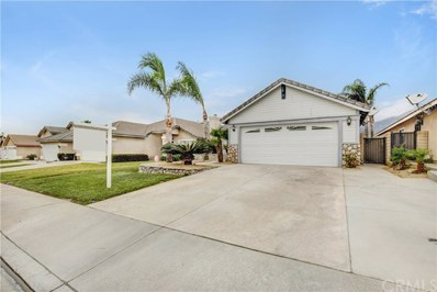 5562 Grand Prix Court, Fontana, CA 92336 - MLS#: CV18277079
