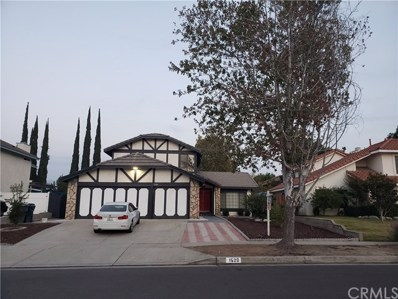 1520 Clay Street, Redlands, CA 92374 - MLS#: CV18277145