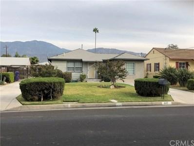 447 Shrode Avenue, Duarte, CA 91010 - MLS#: CV18277284