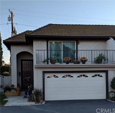 702 E Rowland Street, Covina, CA 91723 - MLS#: CV18277396