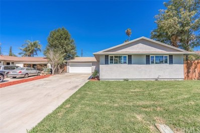 4395 Monticello Avenue, Riverside, CA 92503 - MLS#: CV18277680