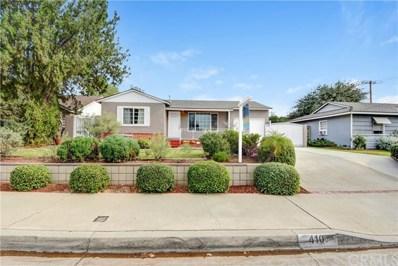 410 N San Dimas Canyon Road, San Dimas, CA 91773 - MLS#: CV18277895