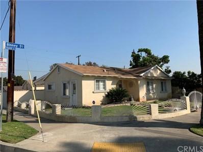 15003 Binney Street, Hacienda Heights, CA 91745 - MLS#: CV18277953