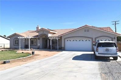 15365 Straight Arrow Road, Apple Valley, CA 92307 - MLS#: CV18278361