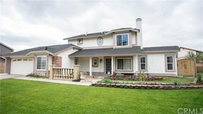 7640 Catawba Court, Fontana, CA 92336 - MLS#: CV18278789