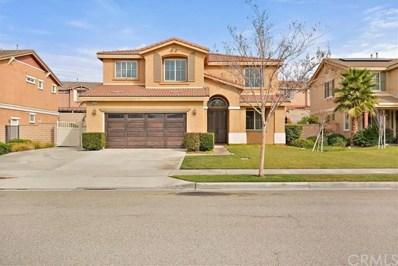 5225 Starling Street, Fontana, CA 92336 - MLS#: CV18278865
