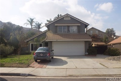 4153 Sunnysage Drive, Riverside, CA 92509 - MLS#: CV18279158