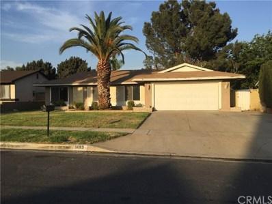 1493 N Yucca Avenue, Rialto, CA 92376 - MLS#: CV18280046