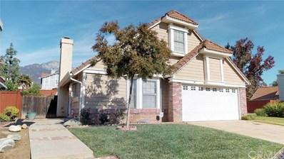 9762 Balaton Street, Rancho Cucamonga, CA 91737 - MLS#: CV18280241