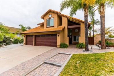 1170 Kraemer Drive, Corona, CA 92882 - MLS#: CV18280492