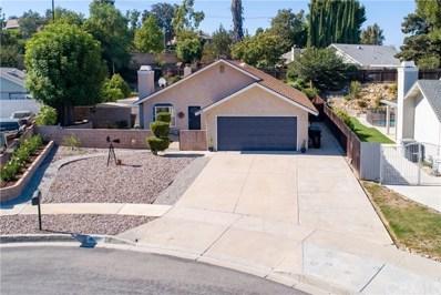 3336 Organdy Lane, Chino Hills, CA 91709 - MLS#: CV18280500