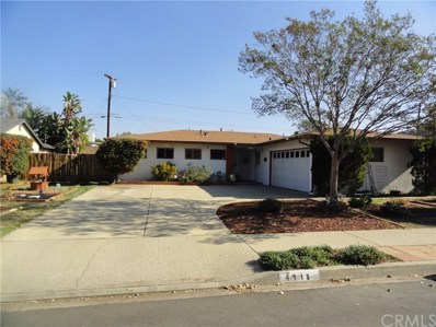 4918 N Farber Avenue, Covina, CA 91724 - MLS#: CV18281932