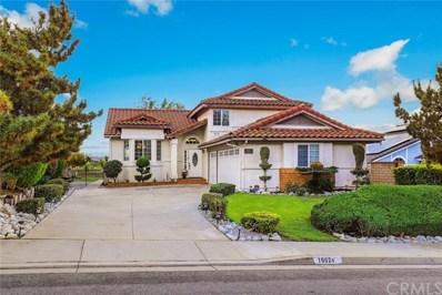 19024 Garnet Way, Walnut, CA 91789 - MLS#: CV18282084