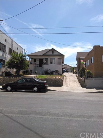 620 N Boyle Avenue, Los Angeles, CA 90033 - MLS#: CV18282344