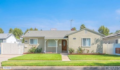 13417 Sylvan Street, Valley Glen, CA 91401 - MLS#: CV18282563