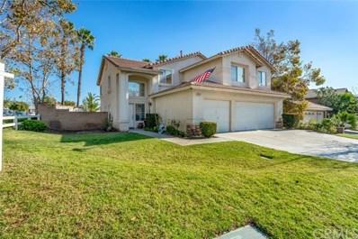 5429 Wrangler Drive, Fontana, CA 92336 - MLS#: CV18282794