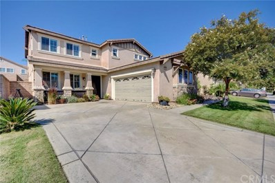 15822 Square Top Lane, Fontana, CA 92336 - MLS#: CV18282971
