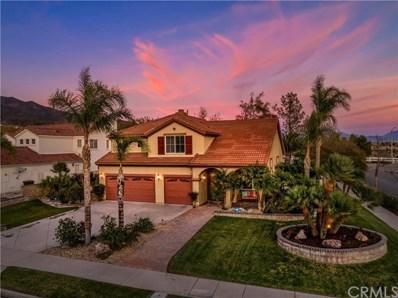 5499 Crestline Place, Rancho Cucamonga, CA 91739 - MLS#: CV18284366