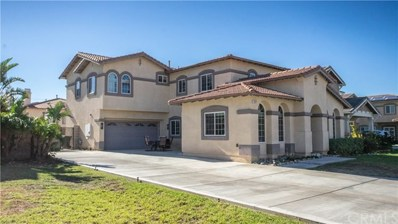 16243 Star Crest Way, Fontana, CA 92336 - MLS#: CV18284457
