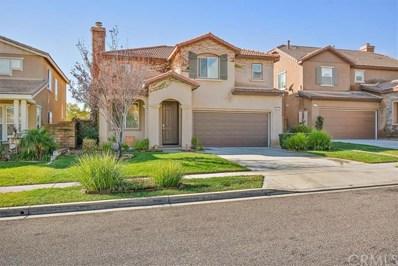 3835 Obsidian Road, San Bernardino, CA 92407 - MLS#: CV18284608