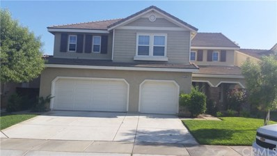 1489 Midnight Sun Drive, Beaumont, CA 92223 - MLS#: CV18284613
