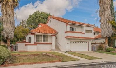 19243 Riviera Drive, Walnut, CA 91789 - MLS#: CV18285091