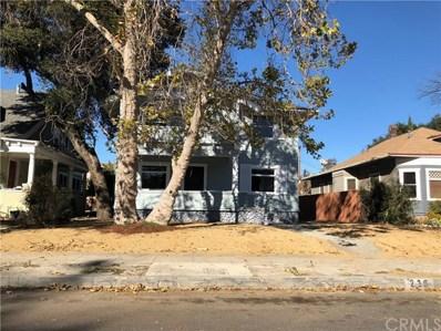 235 E Kingsley Avenue, Pomona, CA 91767 - MLS#: CV18285299