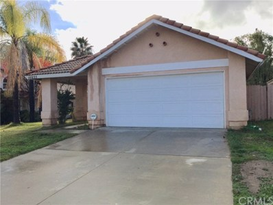 10237 Via Pavon, Moreno Valley, CA 92557 - MLS#: CV18285609