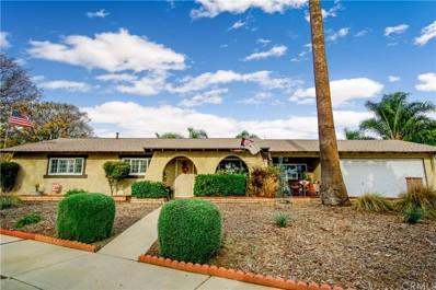 9950 Candlewood Street, Rancho Cucamonga, CA 91730 - MLS#: CV18286388