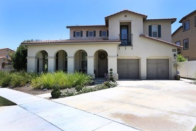 8619 Quiet Woods Street, Chino, CA 91708 - MLS#: CV18286531