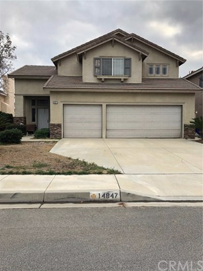 14847 Fox Ridge Drive, Fontana, CA 92336 - MLS#: CV18288107