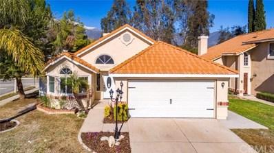 11836 Antler Peak Court, Rancho Cucamonga, CA 91737 - MLS#: CV18288232