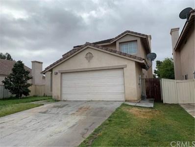 749 W Woodcrest St, Bloomington, CA 92316 - MLS#: CV18288513