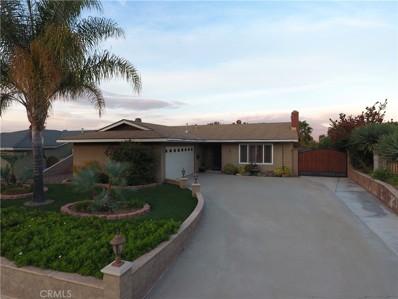 1655 Juniper Ridge Street, Pomona, CA 91766 - MLS#: CV18289116