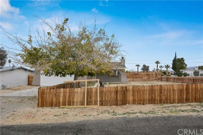 5587 Cahuilla Avenue, 29 Palms, CA 92277 - MLS#: CV18289510