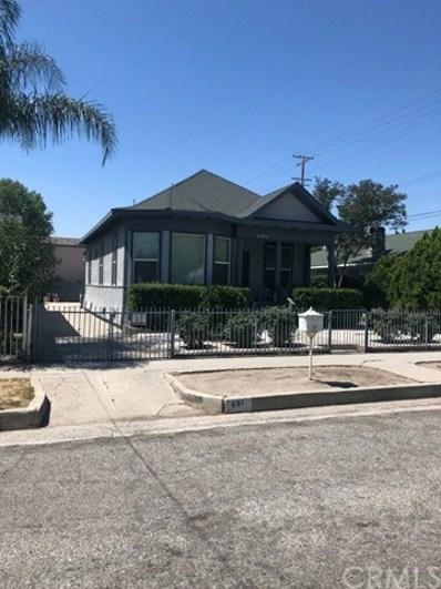 691 W 8th Street, San Bernardino, CA 92410 - MLS#: CV18291624