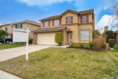 5371 Tenderfoot Drive, Fontana, CA 92336 - MLS#: CV18292176