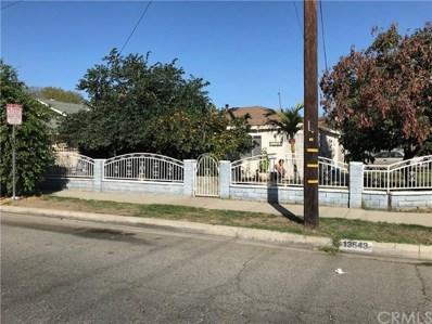 13543 Palm Avenue, Baldwin Park, CA 91706 - MLS#: CV18292541