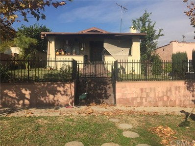 5361 Oakland Street, El Sereno, CA 90032 - MLS#: CV18292637