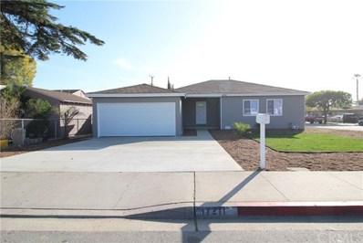 17211 Randall Avenue, Fontana, CA 92335 - MLS#: CV18293430