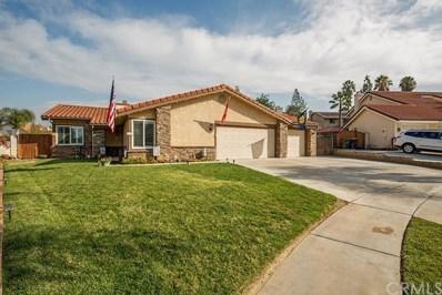 135 Dolores Court, Redlands, CA 92374 - MLS#: CV18293688