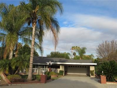 1223 Peppertree Lane, Corona, CA 92879 - MLS#: CV18294378