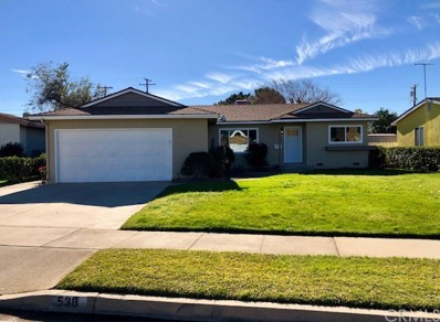 539 E South Street, Rialto, CA 92376 - MLS#: CV18294427