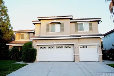 6326 Bodega Court, Eastvale, CA 92880 - MLS#: CV18294741