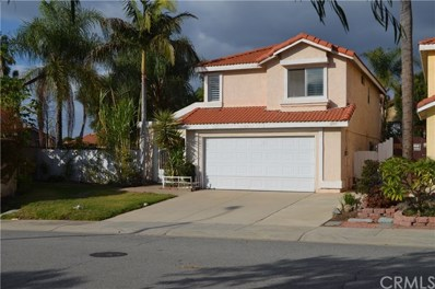 1399 Brockton Drive, Corona, CA 92882 - MLS#: CV18295083