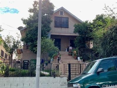 3022 Blanchard Street, Los Angeles, CA 90063 - MLS#: CV18295264