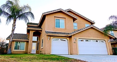 16259 Mallory Drive, Fontana, CA 92335 - MLS#: CV18295652