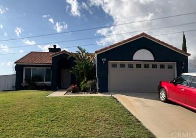 2891 W Sunrise Drive, Rialto, CA 92377 - MLS#: CV18296682